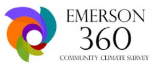 Emerson 360 Community Climate Survey logo