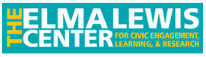 """Logo for """"Elma Lewis Center: For Civic Engagement, Learning & Research"""""""